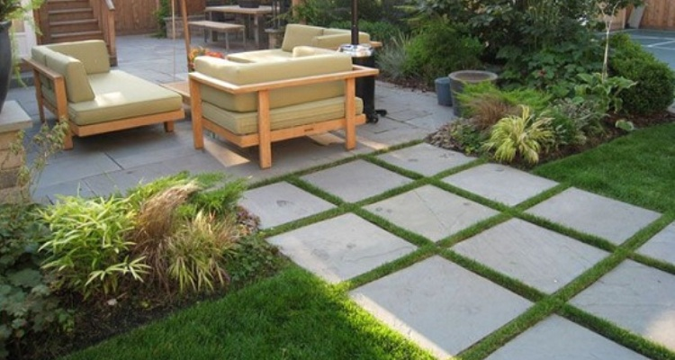 Cool Outdoor Flooring Ideas