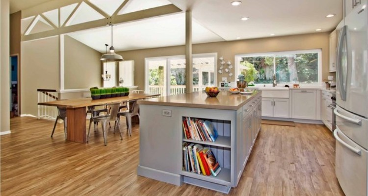 Modern Farmhouse Interior Design Ideas for Kitchen