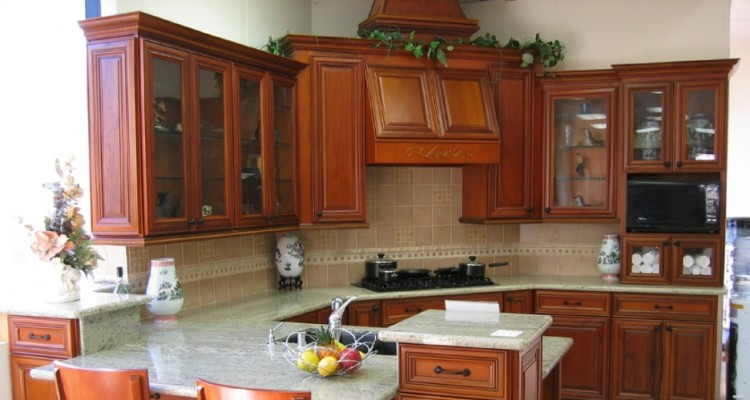 Amazing Handmade Cupboards for Kitchens