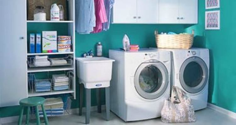 Essential Laundry Room Decor and Organizing Ideas Tips