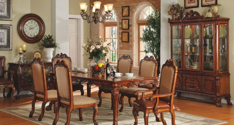 Traditional Style Dining Room Ideas