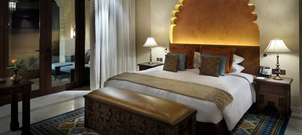 Beautiful Arabian Style Bedroom Decorating Ideas