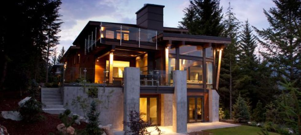 Ideas about Modern Home Exteriors with Outdoor Spaces
