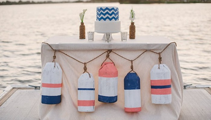 DIY Wedding Beach