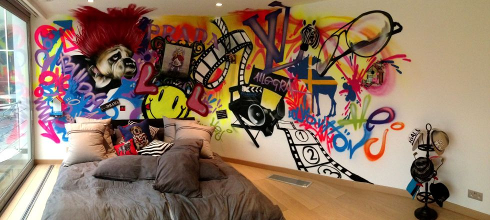 Simple Diverse and Creative Teen Boy Bedroom Ideas