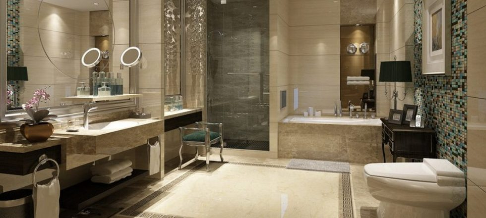 Simple Decorative Accessories for Bathrooms