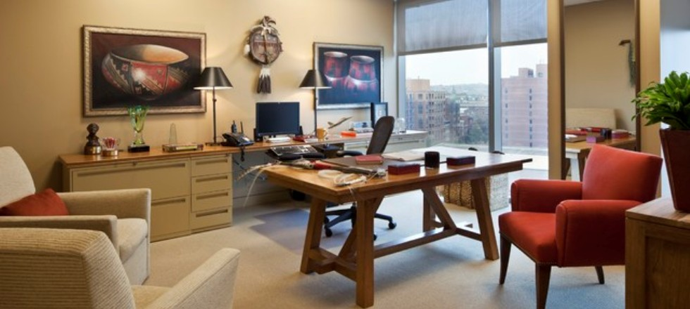 Make You Comfortable with Home Office Design Solutions