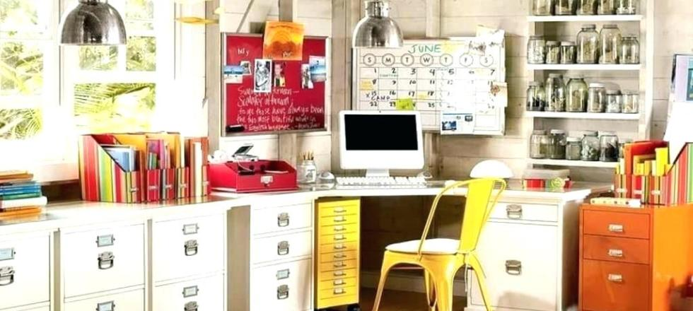 Creative Home Office Storage Ideas for Your Office