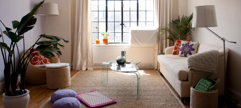 Small Studio Apartment Decorating Tips