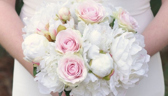 Vintage Country Style Wedding Flowers Ideas