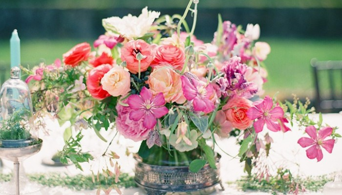 Creative Flowers Ideas for Spring Wedding for Your Inspiration
