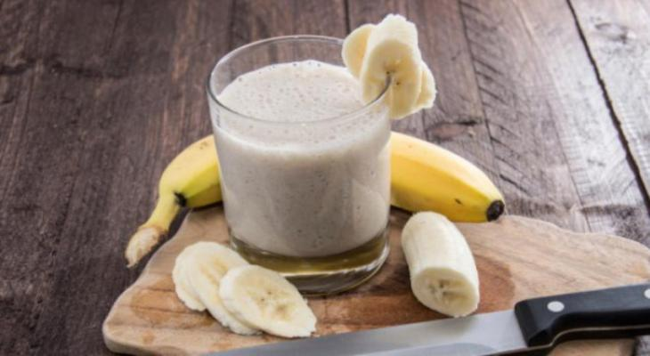 The Benefits Of Banana And Milk Diet