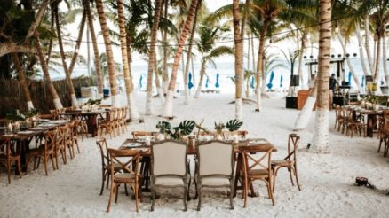 Boho Beach Chic Wedding Theme Ideas
