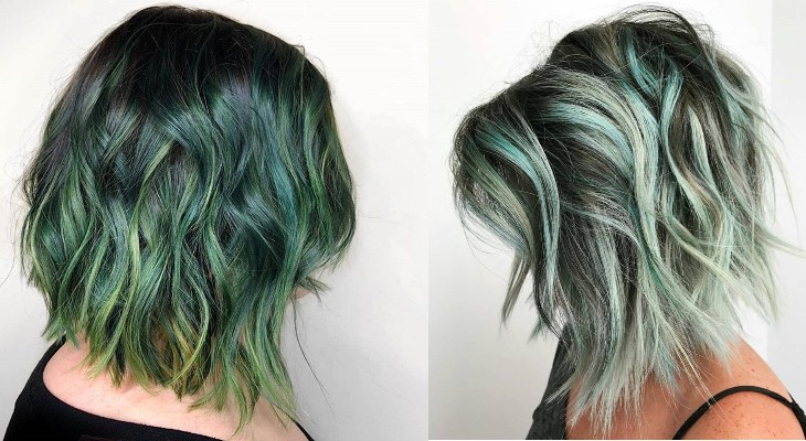 Colours and Choppy Fringes