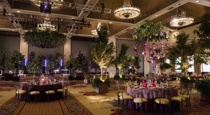 Enchanted forest wedding theme