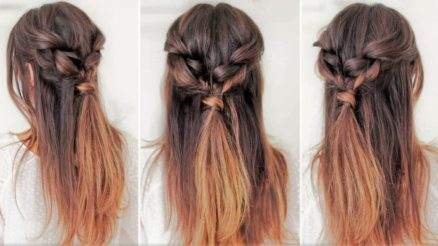 Hairstyles Take Less 10 Minutes