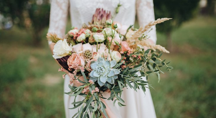 Ideas for wedding bouquets