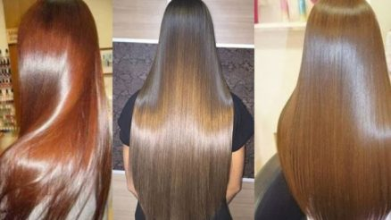 Make Hair Silky Shiny