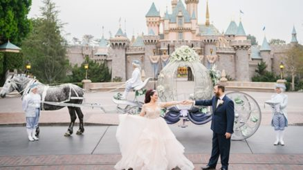 Outdoor Cinderella Wedding Ideas