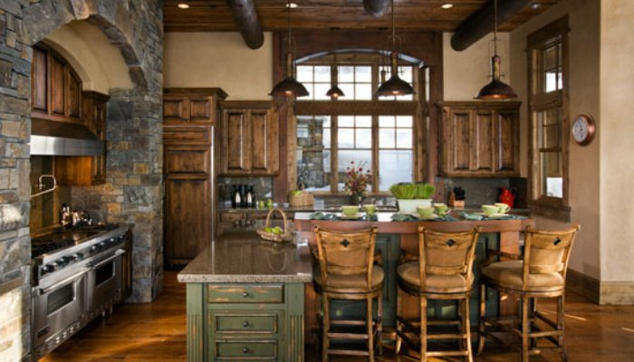 Traditional farmhouse kitchen chairs