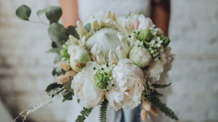 Unique Woodland Wedding Bouquets