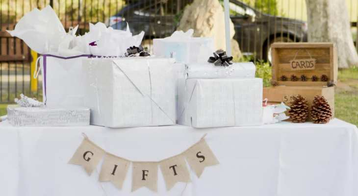 Joining For Your Wedding Items - Wedding Gift Registry Tips