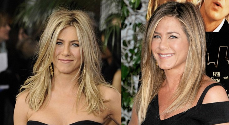 Zig Zag Parted Long Bob Hairstyle