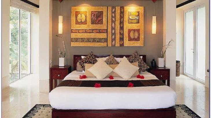 Bedroom interior indian style