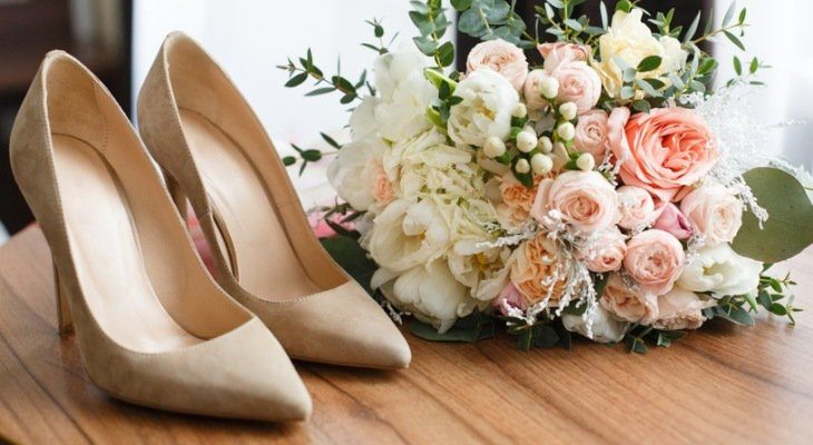 Your Big Day and the Best Match of Wedding Heels