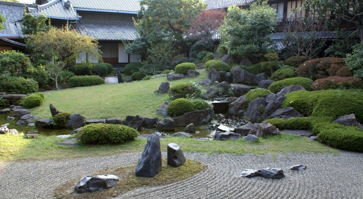 Best sand for japanese rock garden