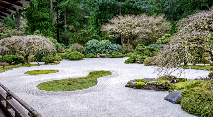 Best sand for japanese zen garden