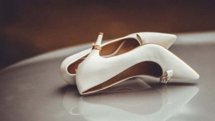 Choosing the Perfect Wedding Heels