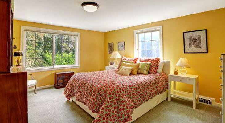 Colors for indian bedrooms