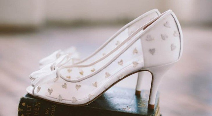 Comfortable Heels for Wedding with Match