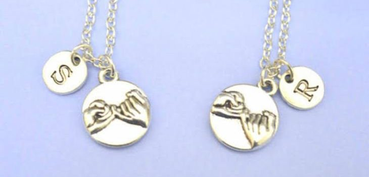 19 Creative Promise Necklace For Couples