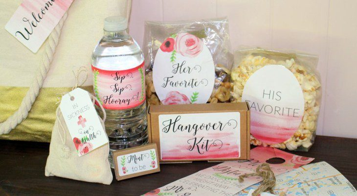 Destination Wedding Gifts