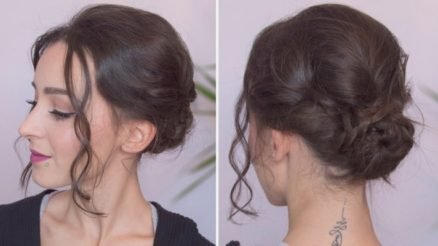 10 Best Hair Buns For Short Hair