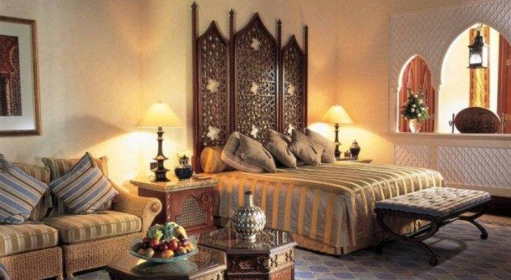 Indian style bedroom decorating ideas