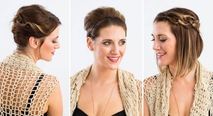 6 Simple Office Hairstyles for Women