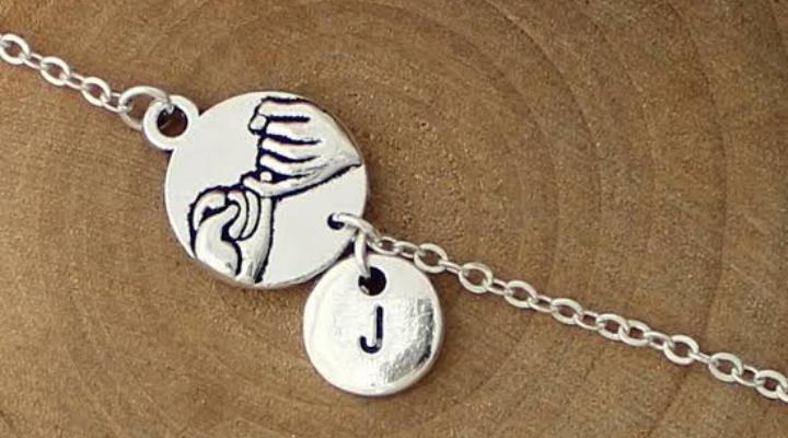 Promise necklace for him