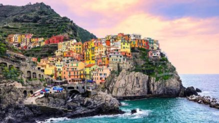 Top Five Reasons to Honeymoon in Italy
