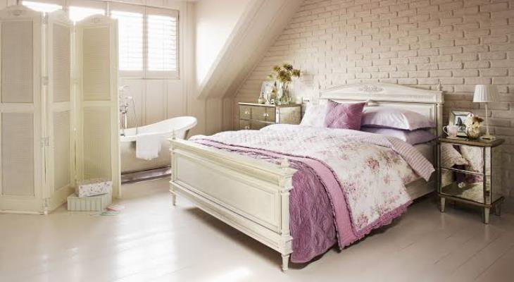 Shabby chic bedroom styles