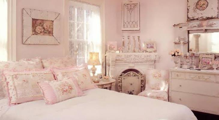 Shabby chic room decor ideas