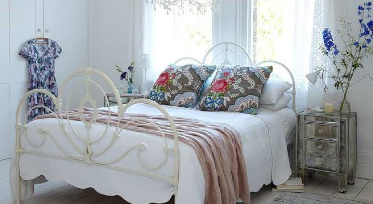 Shabby chic rooms images