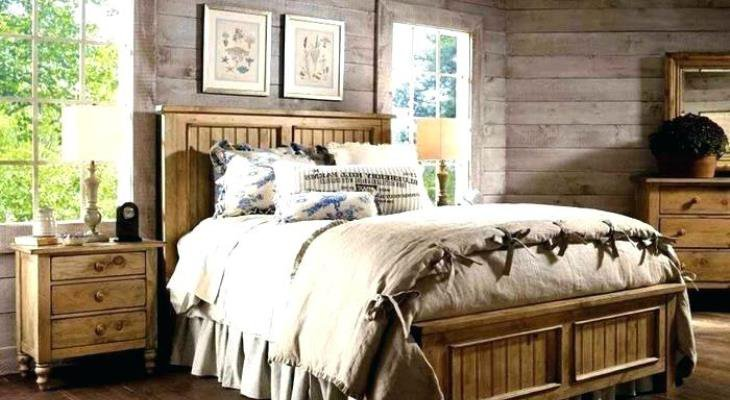 Shabby chic rustic bedroom decor