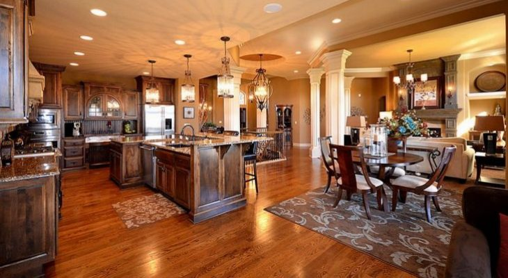 Simple house plans with open floor plan