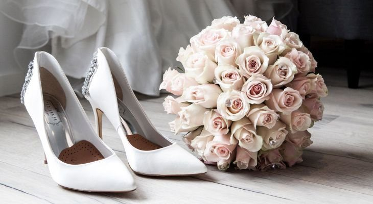 How To Style Your Wedding With Wedding Heels