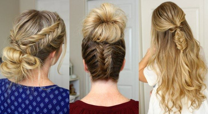 10 Unique Fishtail Braid Hairstyles To Inspire You