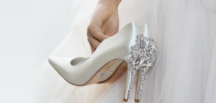 Top 5 Wedding Heels That Every Girl Would Wish To Wear