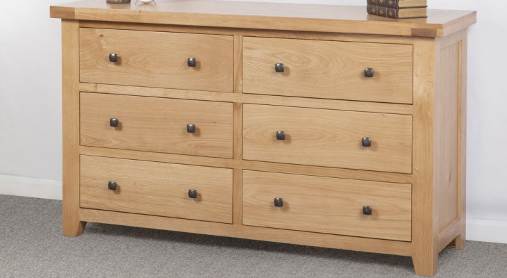 Accurate Function of Wooden Drawers